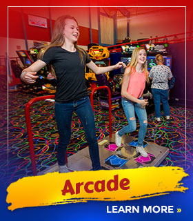 Funtasticks Family Fun Park - Arcade