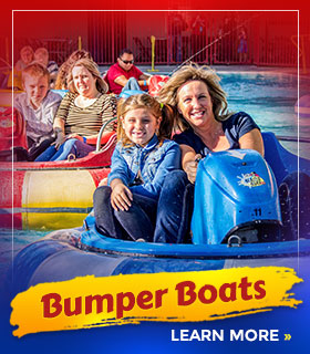 Funtasticks Family Fun Park - Bumper Boats