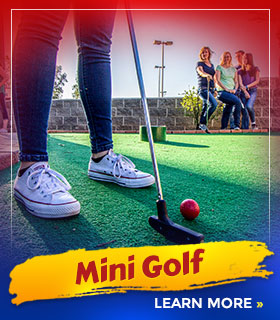 Funtasticks Family Fun Park - Mini Golf
