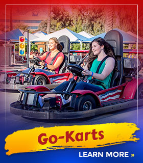Funtasticks Family Fun Park - Go Karts