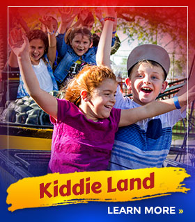 Funtasticks Family Fun Park - Kiddie Land