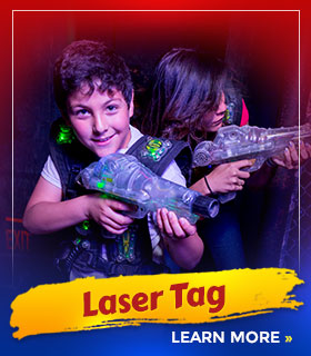 Funtasticks Family Fun Park - Laser Tag
