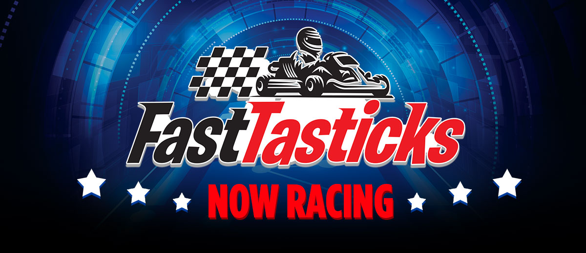 Fasttasticks - Coming Labor Day Weekend
